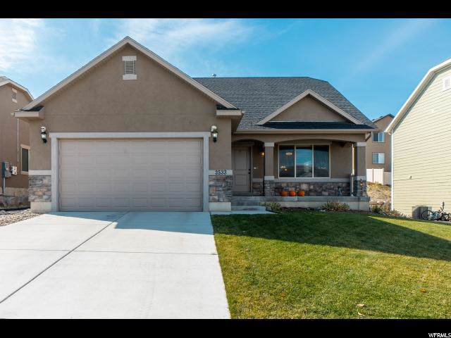 3533 Osprey Trail, Saratoga Springs, UT 84045 (#1641517) :: Red Sign Team