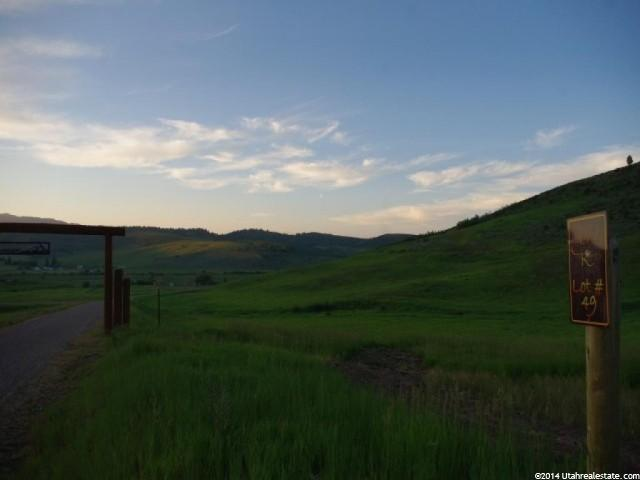 49 N Ridge Dr, Wayan, ID 83285 (#1175184) :: Colemere Realty Associates