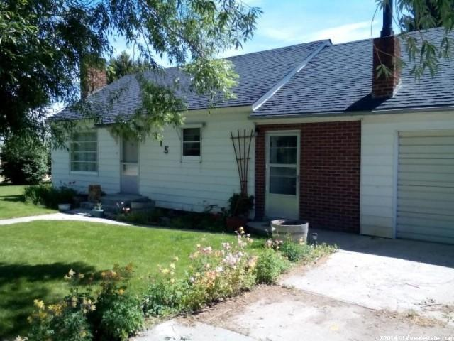 115 Pearl St, Cokeville, WY 83114 (#1240739) :: The Fields Team