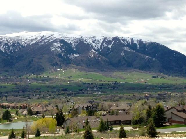 5419 E Frasers Ridge - Lot 38, Eden, UT 84310 (#1287550) :: Big Key Real Estate