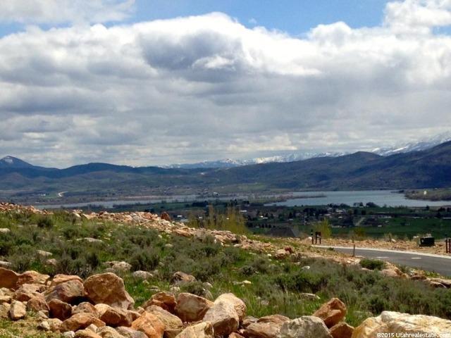 4058 N Mountain Ridge - Lot 43, Eden, UT 84310 (#1287560) :: Big Key Real Estate