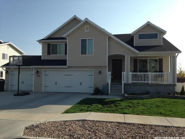 429 S Heritage W, Vernal, UT 84078 (#1301643) :: Bustos Real Estate | Keller Williams Utah Realtors