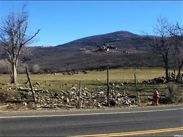 S Address Not Published E, Heber City, UT 84032 (MLS #1369087) :: High Country Properties