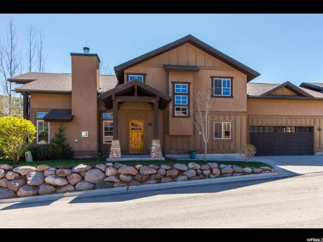 7861 Engen Loop, Park City, UT 84098 (#1380029) :: Colemere Realty Associates