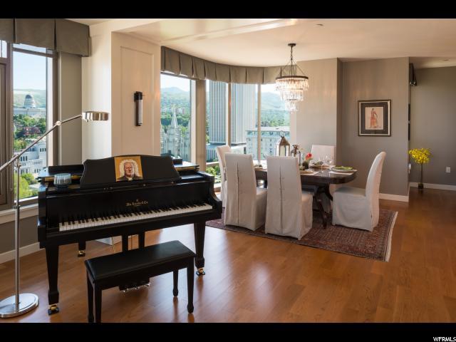 99 W South Temple St #1806, Salt Lake City, UT 84101 (#1387111) :: Bustos Real Estate   Keller Williams Utah Realtors