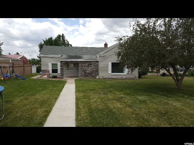 520 E 200 N, Beaver, UT 84713 (#1396732) :: Bustos Real Estate | Keller Williams Utah Realtors