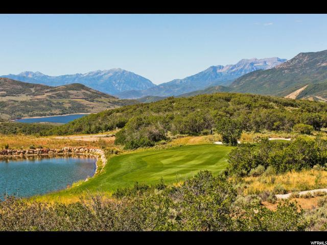 1230 E Longview Dr, Hideout, UT 84036 (MLS #1402294) :: High Country Properties