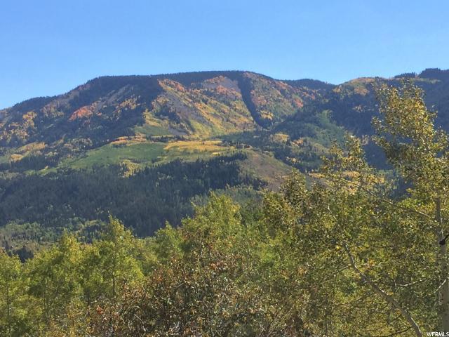 118 Canyon Rim Rd, Oakley, UT 84055 (MLS #1408331) :: High Country Properties