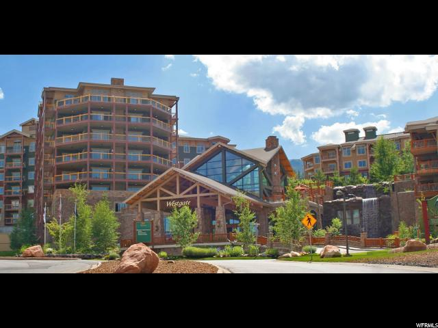 3000 Canyons Resort, Bldg 10 #806, Park City, UT 84098 (MLS #1421652) :: Lookout Real Estate Group