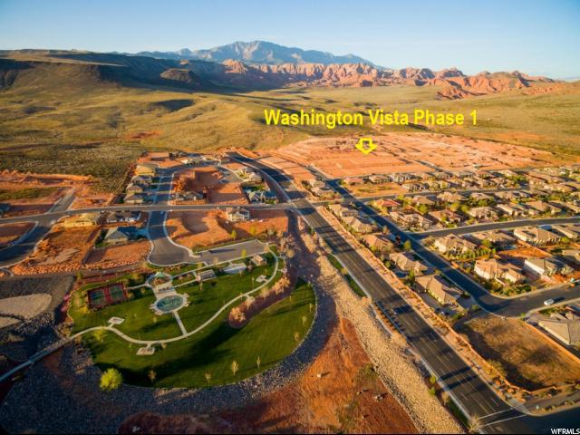 14 Lot Washington Vis, Washington, UT 84780 (#1425445) :: Exit Realty Success