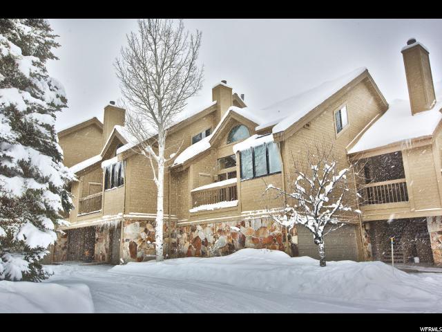 2455 Gilt Edge Cir #36, Park City, UT 84060 (#1427281) :: Bustos Real Estate | Keller Williams Utah Realtors