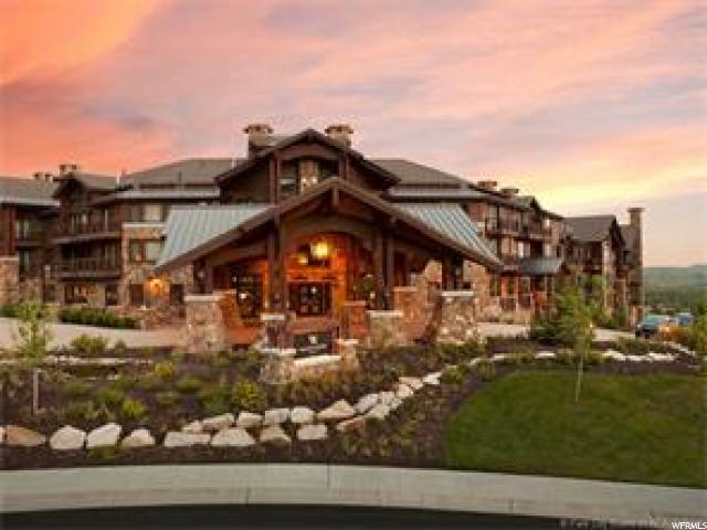 2100 Frostwood Blvd #7102, Park City, UT 84098 (MLS #1429868) :: High Country Properties