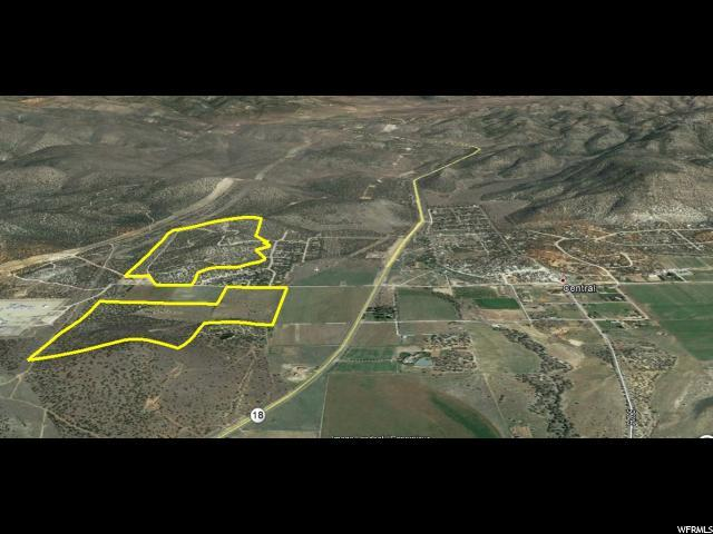 300 W Frontier Rd, Central, UT 84722 (#1434165) :: The Fields Team