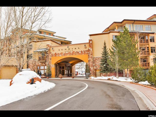3720 Sundial Ct C316, Park City, UT 84098 (#1438979) :: Bustos Real Estate | Keller Williams Utah Realtors