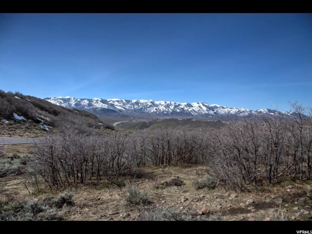 2647 E Caynon Gate Rd, Park City, UT 84098 (MLS #1439718) :: High Country Properties