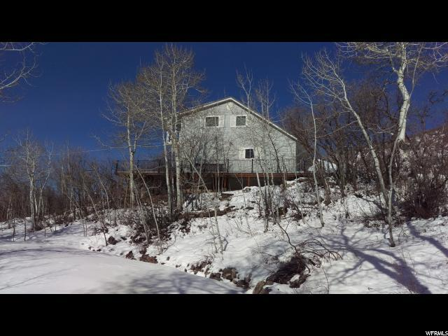 18 Escalante #18, Oakley, UT 84055 (MLS #1440312) :: High Country Properties