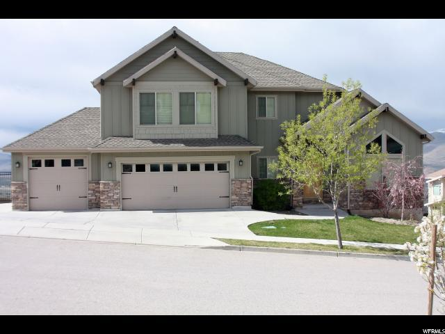 5215 Grey Hawk Dr, Lehi, UT 84043 (#1440878) :: Bustos Real Estate | Keller Williams Utah Realtors
