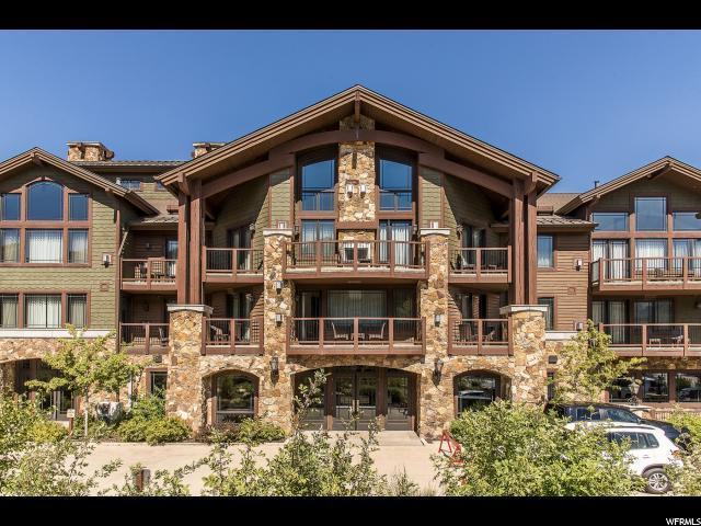 2100 W. Frostwood Blvd #6167, Park City, UT 84098 (MLS #1441928) :: High Country Properties