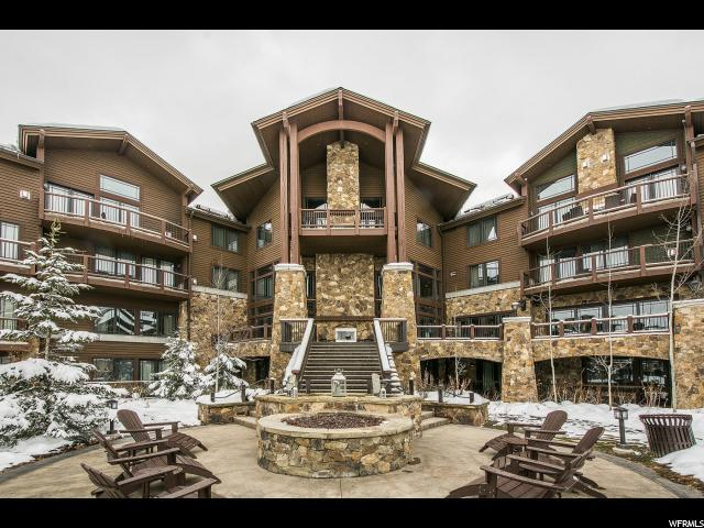 2100 W Frostwood Blvd #4172, Park City, UT 84098 (MLS #1442074) :: High Country Properties