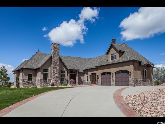 1125 S Woodland Hills Dr, Woodland Hills, UT 84653 (#1445556) :: Big Key Real Estate