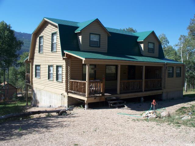 6724 Campfire (Aspen Acres) Cir An34, Oakley, UT 84055 (MLS #1446356) :: High Country Properties