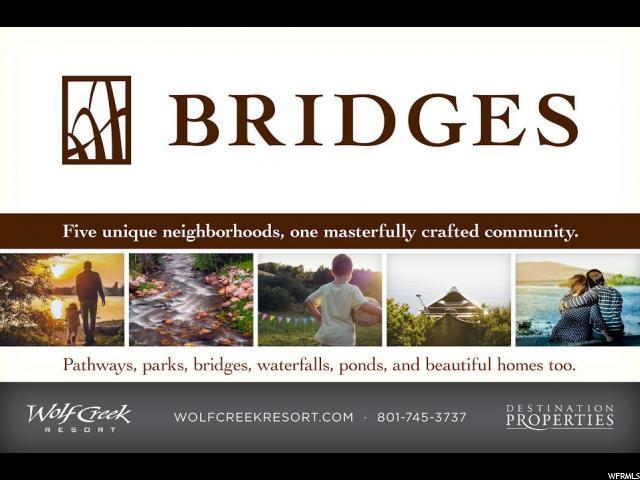 4458 N Seven Bridges Rd Lot 22, Eden, UT 84310 (#1448749) :: Big Key Real Estate