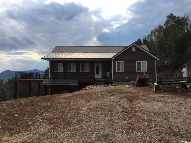 96 Beaver Springs Rnch, Oakley, UT 84055 (MLS #1449163) :: High Country Properties