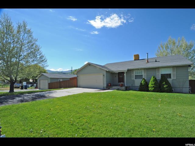 650 E Chalk Rd, Coalville, UT 84017 (MLS #1456893) :: High Country Properties