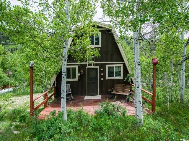 10 Caribou #10, Oakley, UT 84055 (MLS #1457870) :: High Country Properties