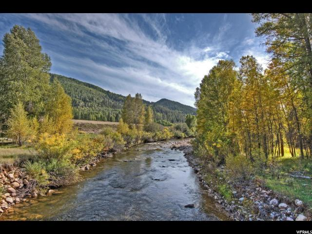 4404 Weber Canyon Rd, Oakley, UT 84055 (MLS #1459130) :: High Country Properties