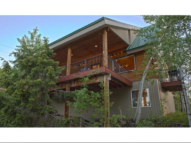 4031 Weber Canyon Rd #102, Oakley, UT 84055 (MLS #1459257) :: High Country Properties