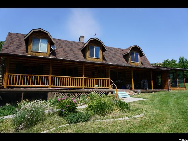 31192 S Old Lincoln Hwy, Wanship, UT 84017 (MLS #1460152) :: High Country Properties