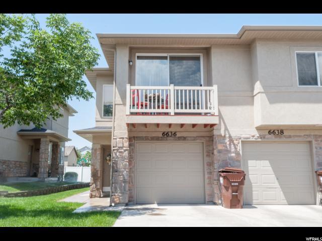 6636 W Ivy Gable Dr, West Jordan, UT 84081 (#1460324) :: Rex Real Estate Team