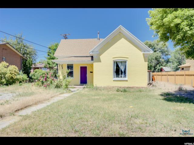 444 S 500 W, Provo, UT 84601 (#1460720) :: Rex Real Estate Team
