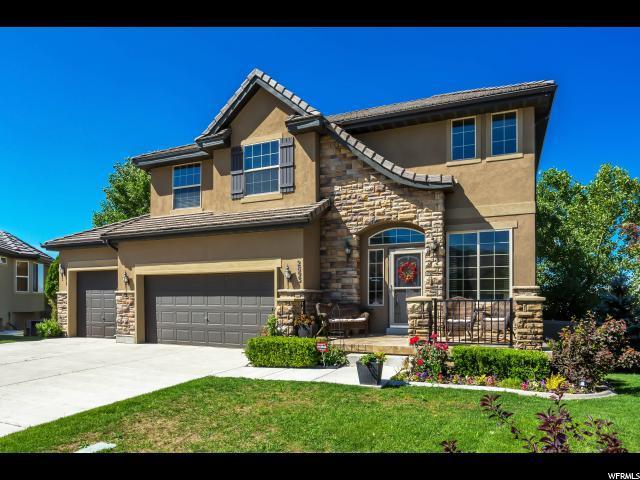 2893 W Shady View Cir N, Lehi, UT 84043 (#1460987) :: Rex Real Estate Team