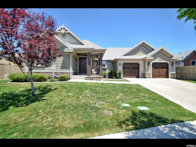 5018 N Shady Bend Ln, Lehi, UT 84043 (#1460992) :: Rex Real Estate Team