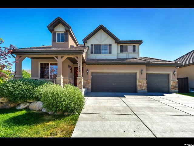 2852 W Shady Bend Ln, Lehi, UT 84043 (#1461062) :: Rex Real Estate Team