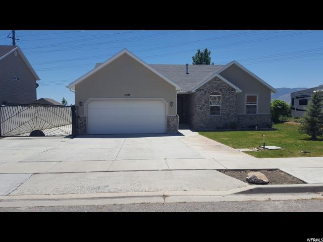 989 W 975 S, Lehi, UT 84043 (#1461092) :: Rex Real Estate Team