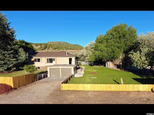 31136 S Old Lincoln Hwy E, Wanship, UT 84017 (MLS #1461138) :: High Country Properties