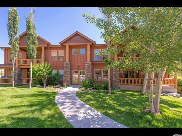 1756 W Fox Bay Dr F201, Heber City, UT 84032 (MLS #1462905) :: High Country Properties