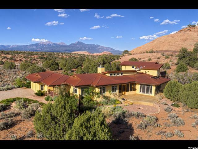328 W Stone Cliff Dr, Moab, UT 84532 (#1463584) :: Action Team Realty