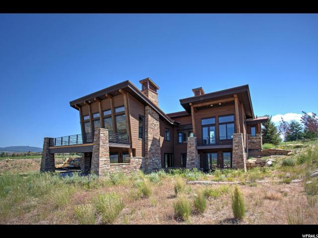 6803 Cody Trl, Park City, UT 84098 (#1463678) :: Doxey Real Estate Group