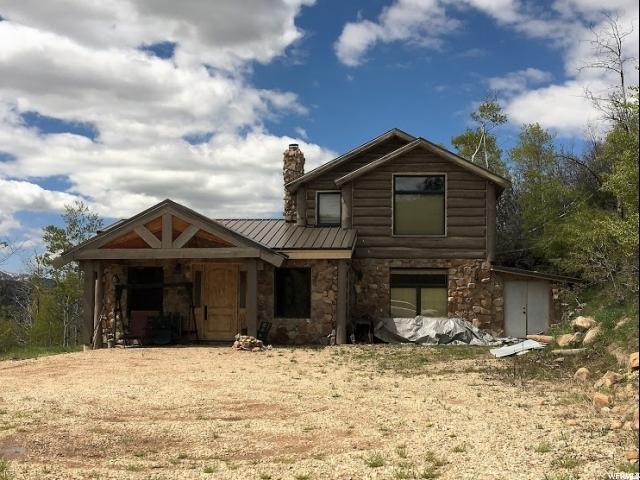 5045 E Weber Canyon Road Rd #119, Oakley, UT 84055 (MLS #1464719) :: High Country Properties