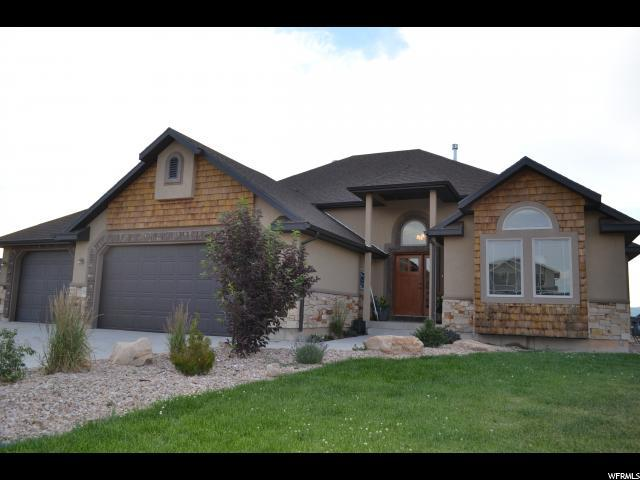 490 Scenic Heights Rd, Francis, UT 84036 (MLS #1465000) :: High Country Properties