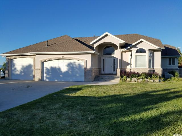 14525 S Valley Crest Way W, Bluffdale, UT 84065 (#1465275) :: The Utah Homes Team with HomeSmart Advantage