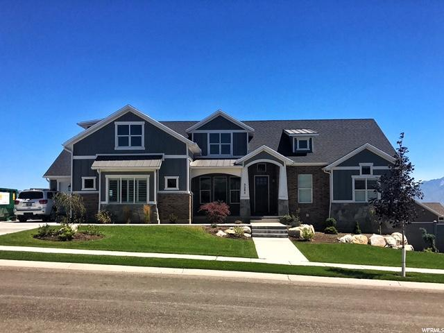 3282 W Boulden Falls Ln S, Bluffdale, UT 84065 (#1465329) :: The Utah Homes Team with HomeSmart Advantage