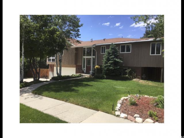 3637 E Capstone Ave S, Cottonwood Heights, UT 84121 (#1466045) :: Select Group Utah