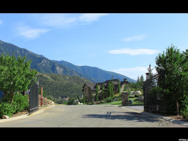 3635 E Granite Bench Ln, Cottonwood Heights, UT 84092 (#1466093) :: Select Group Utah