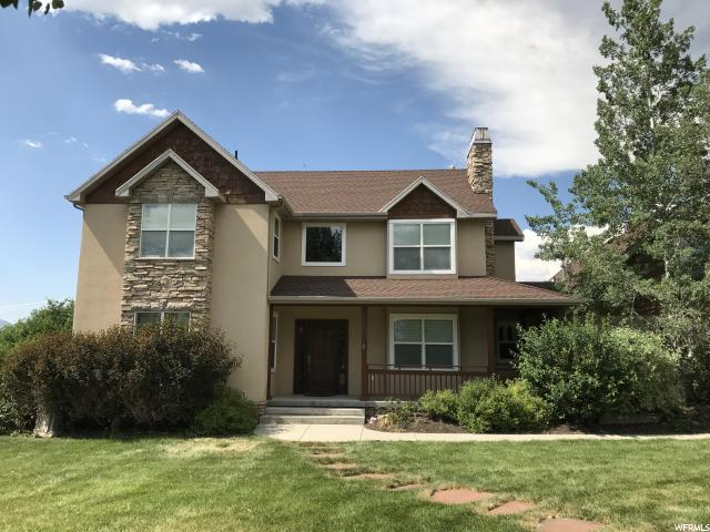 4833 E 1250 S, Heber City, UT 84032 (#1466153) :: Exit Realty Success