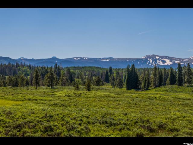 1 Whitney Resevoir Rd, Kamas, UT 84036 (MLS #1466376) :: High Country Properties